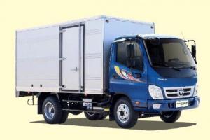 Mua bán xe tải 2 tấn 3 OLLIN 360 Bà Rịa Vũng Tàu- thùng 4 mét 3- được phép ra vào Sài Gòn