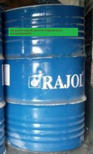 dầu paraffin (rajol)-Ấn Độ