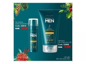 Gel dưỡng ẩm da và sửa rửa mặt Oriflame