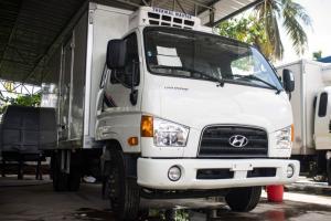 HD72 nhập khẩu - thùng đông lạnh