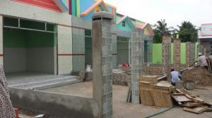 Nhà giá rẻ gần chợ Tú Điền mới hoàn thành
