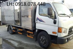 Xe tải Hyundai HD72 THÙNG DÀI 4M9