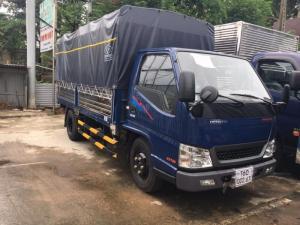 Xe tải IZ49 thùng mui bạt 2,3 tấn thùng dài 4m2