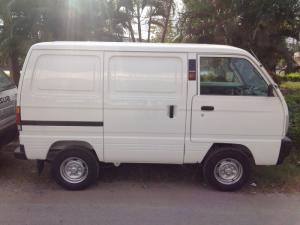 Bán xe tải van, suzuki cóc, suzuki blind van mới, giá tốt tại Hà Nội