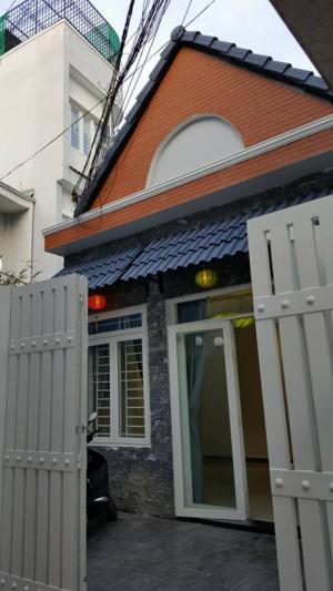 Bán nhà Biệt Thự Mini đường Thoại Ngọc Hầu quận Tân Phú