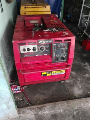Lô máy phát điện 5kva,3,5kva nhật cũ giá rẻ