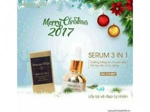Serum 3in1 tái tạo da, ngăn ngừa lão hóa