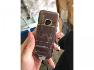 Nokia 6700 brow zin all