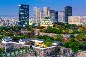 Tokyo – Núi Phú Sĩ – Nagoya – Kyoto – Osaka