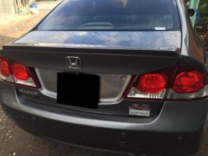 Cần bán xe Honda Civic 2.0at 2010 màu xám, xe nhà giữ kỹ