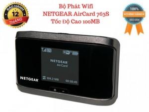Bộ Phát Wifi 3G/4G NetGear AirCard 763S Tốc Độ Cao, Thương Hiệu Của Mỹ - MSN388288