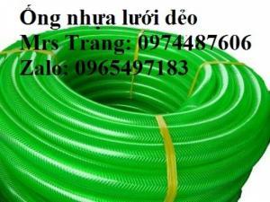 Ống nhựa dẻo lưới pvc giá tốt tại hà nội