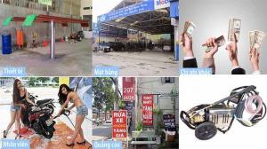 Mở tiệm rửa xe ô tô truyền thống có lỗi thời trong năm 2018 ?