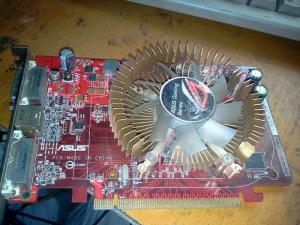 VGA EAH2600PRO/HTDP/256M/A