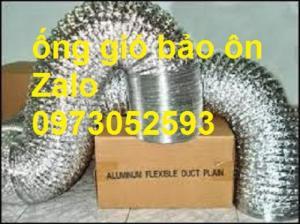 Ống nhôm nhún, ống bảo ôn và không bảo ôn hàng có sẵn
