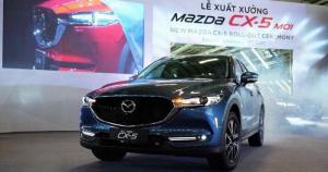 Mazda CX5 Đời mới  2018