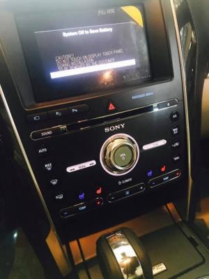 Bán xe Ford Explorer 2017 nhập khẩu nguyên con từ mỹ