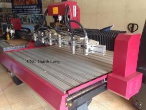Máy đục gỗ vi tính 6 đầu cao cấp giá rẻ