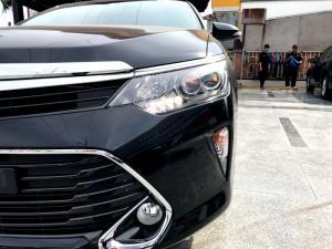 Toyota Camry 2.5Q (bản cao cấp nhất) - Đẳng Cấp Doanh Nhân. Chuẩn bị 375tr để rước ngay em về.