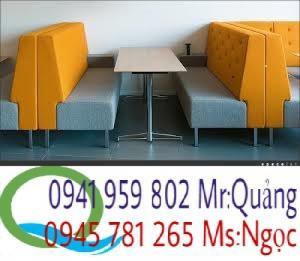 sofa cho quán cafe giá rẻ