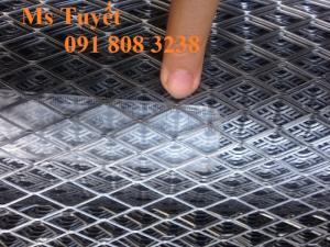 Lưới giập giãn, lưới hình thoi, lưới quả trám, hàng có sẵn tại Hà Nội
