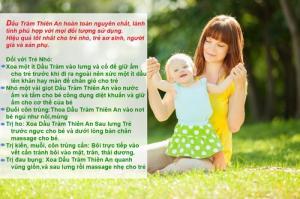 Tinh Dầu Tràm Thiên An