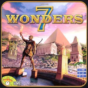 7 wonders - Board Game Đà Nẵng