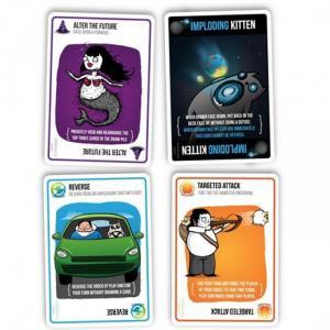 Combo 3 mèo nổ mở rộng - Board Game Đà Nẵng