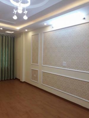 Bán nhà đẹp Đội Cấn 37m² 5 tầng mặt tiền 3.7 mét