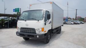 xe tải Hyundai HD700 7 tấn Đồng Vàng nhập khẩu động cơ hyundai hàn quốc
