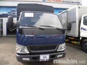 Bán xe tải iz49 2,4 tấn Đô Thành vào thành phố thùng 4.3 mét