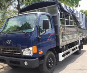 Xe tải Hyundai HD65 thùng mui bạt 2.5 tấn - thùng dài 4m4