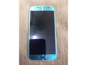 Samsung S6 màu xanh corbal
