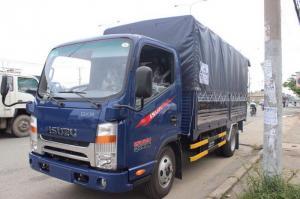 Xe tải JAC 2T4 thùng 4M3 máy Isuzu khuyến mãi 20 triệu