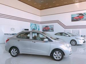 Xe Huyndai Grand i10 2107 màu bạc – Đà Nẵng giá sốc tháng 11, giảm giá đến 40 triệu, rẻ nhất thị trường