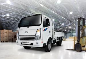 Xe tải Daehan 2t3 Tera 230 - thùng dài 4m3