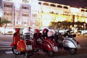 Cho thuê xe máy giá rẻ tại Thành Phố Bến Tre