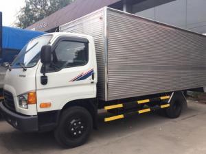 Xe tải Hyundai HD120S 8 tấn thùng dài 5m1