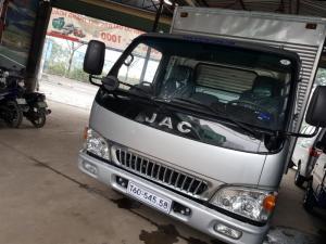 Bán xe tải Jac 2t4 uy tín, trả góp 100%