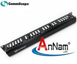 Phân phối thanh quản lý cap 24 Port CommScope chính hãng