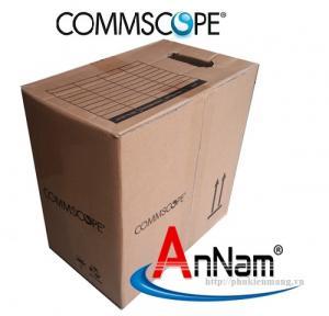 Phân phối cáp mạng CommScope AMP Cat5E mã 6-219590-2 UTP chính hãng