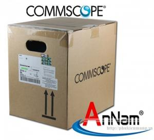 Phân phối giá buôn lẻ cáp mạng CommScope AMP Cat6A FTP mã 1859218-2 chính hãng