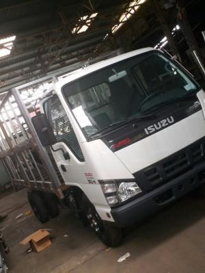 - Loại xe: Ô tô tải (có mui) - Tự trọng bản thân: 2.595 kg - Tải trọng cho phép chở: 2.200 kg - Tổng tải trọng: 4.990 kg - Cỡ lốp: 7.00 - 15 - Động cơ: ISUZU - 4JB1 E2N - Kích thước lòng thùng: 4.390 x 1.740 x 1.870 mm  - Kích thước tổng thể: 6.160 x 1.880 x 2.875 mm   - Loại nhiên liệu: Diesel
