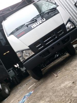 Xe tải Isuzu QKR55H thùng dài 4m3 - chassi