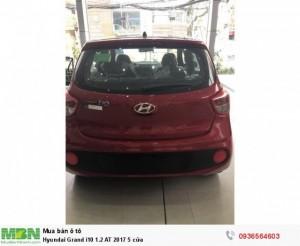 Hyundai Grand i10 1.0 AT 2017 5 cửa