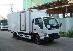 Xe tải Isuzu QKR55H thùng đông lạnh