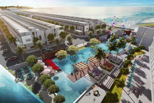 Bán khách sạn mặt tiền TP. Phan Thiết, SHR, Giá 1tỷ3