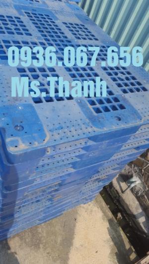 Nơi cung cấp pallet cũ, pallet nhựa cũ giá sỉ ở Bình Dương