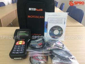Máy chẩn đoán lỗi xe máy phun xăng điện tử FI MOTOSCAN 6.0