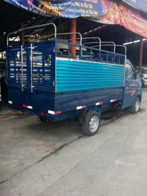 xe tải nhỏ dongben giá rẻ nhất miền nam - xe tải nhỏ dongben 810 kg hỗ trợ trả góp .
